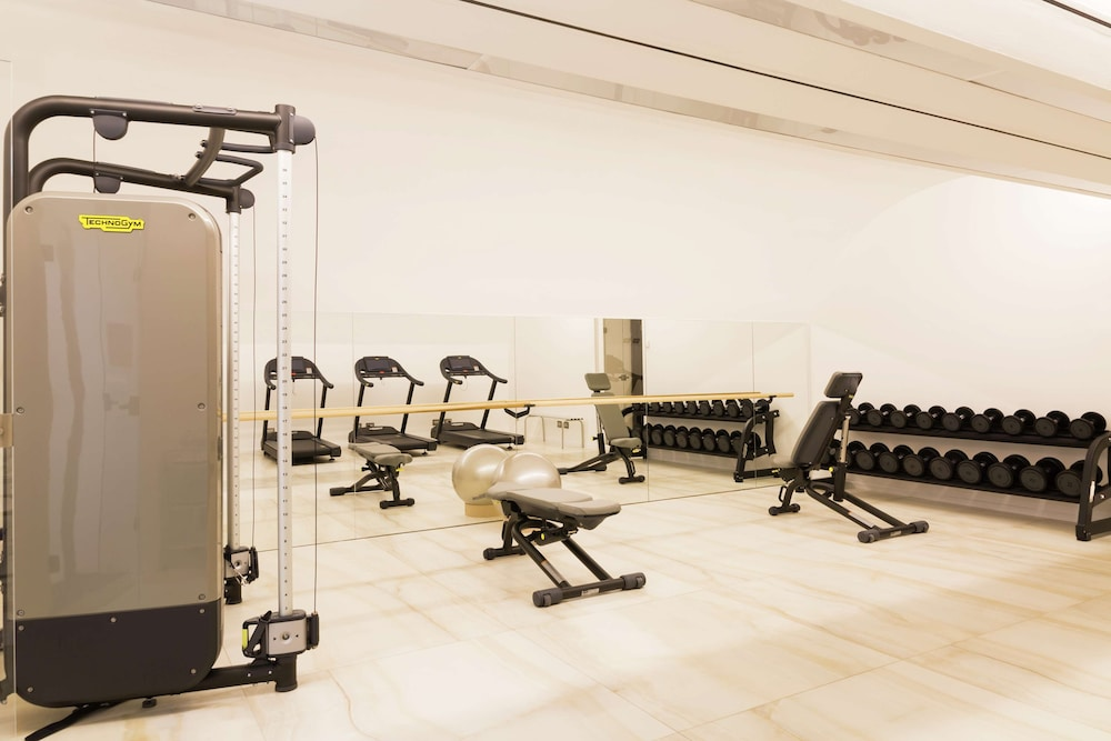 Fitness Facility, Aleph Rome Hotel Curio Collection by Hilton