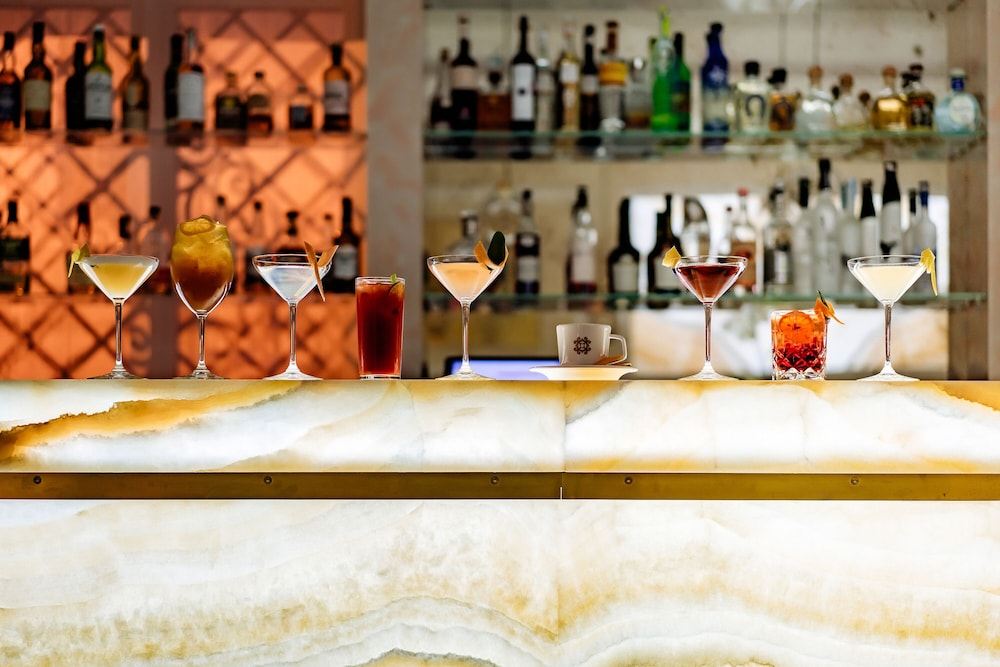 Bar, Aleph Rome Hotel Curio Collection by Hilton