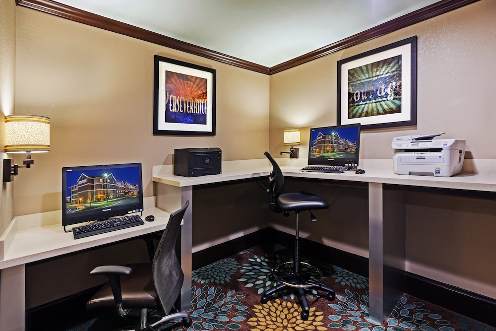 Business Center, Staybridge Suites Woodland Hills, an IHG Hotel