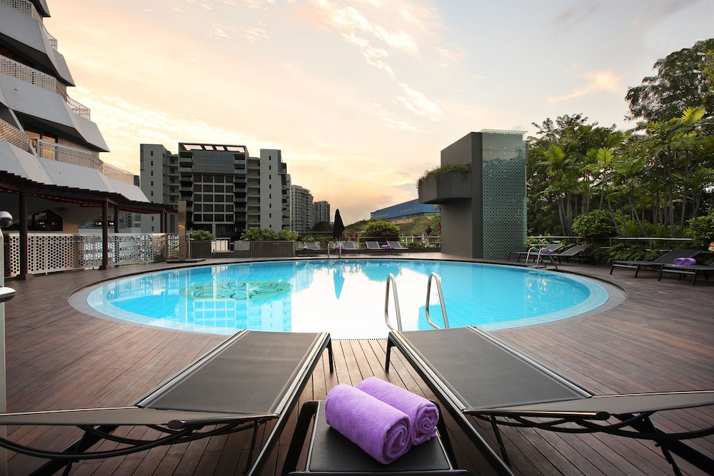 Outdoor Pool, Village Hotel Katong by Far East Hospitality (SG Clean)