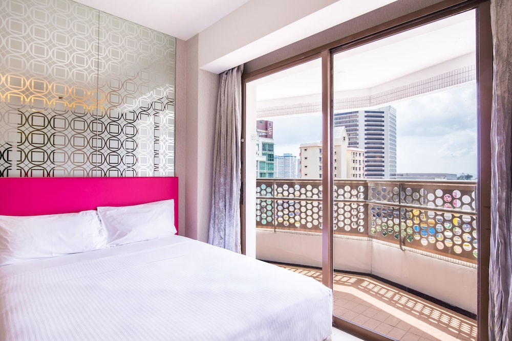 City View, Village Hotel Katong by Far East Hospitality (SG Clean)