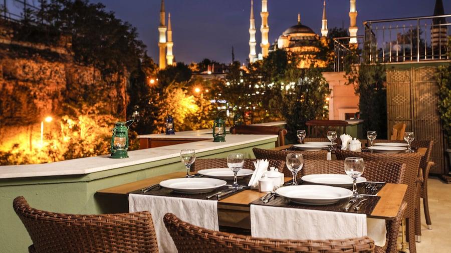 Erguvan Hotel - Special Class