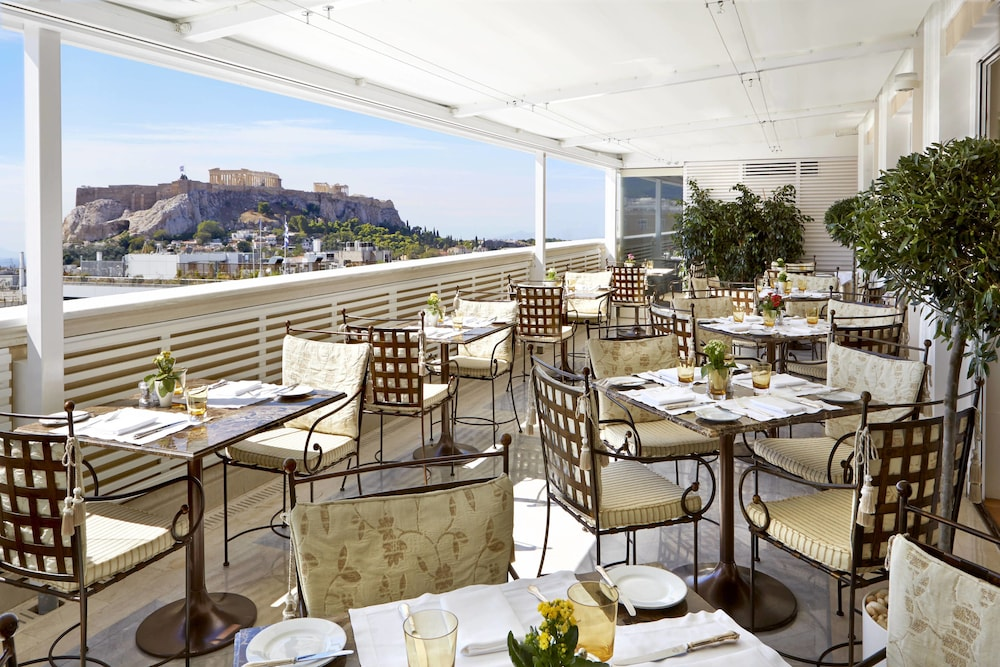 Breakfast Area, King George, a Luxury Collection Hotel, Athens