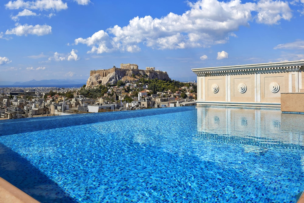 View from Room, King George, a Luxury Collection Hotel, Athens