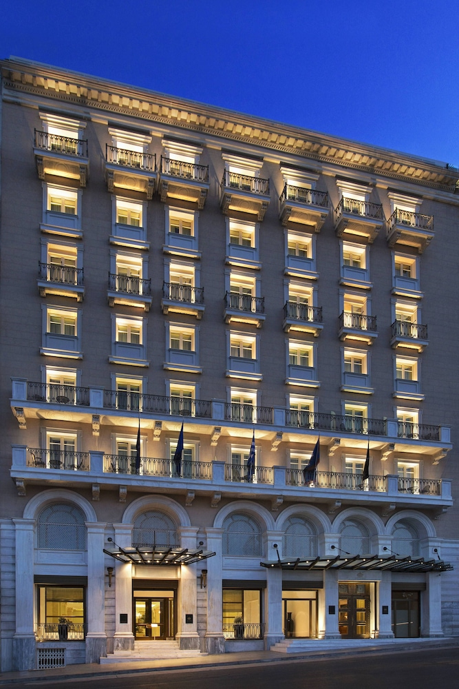 Exterior, King George, a Luxury Collection Hotel, Athens