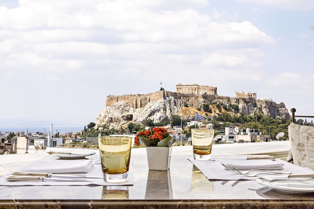 Featured Image, King George, a Luxury Collection Hotel, Athens