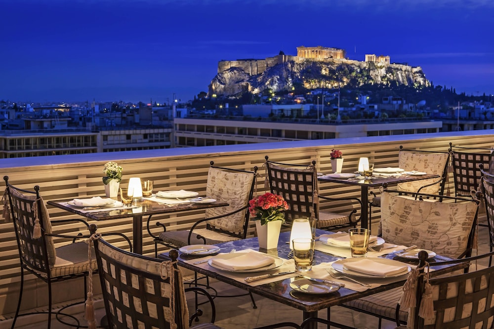 Restaurant, King George, a Luxury Collection Hotel, Athens