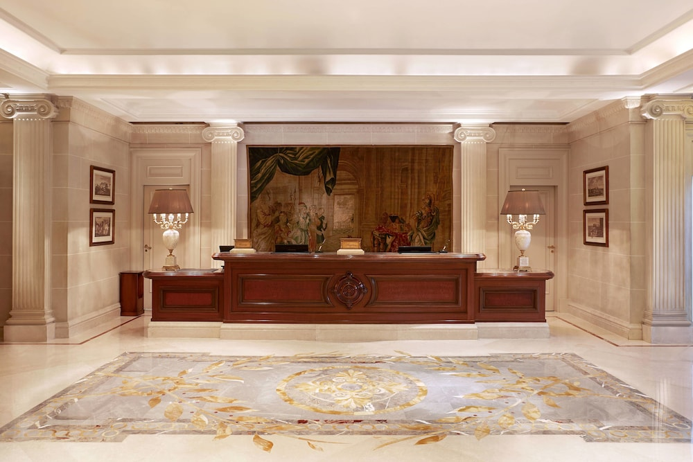 Lobby, King George, a Luxury Collection Hotel, Athens