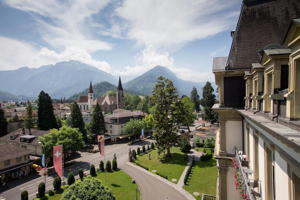 Lindner Grand Hotel Interlaken Switzerland