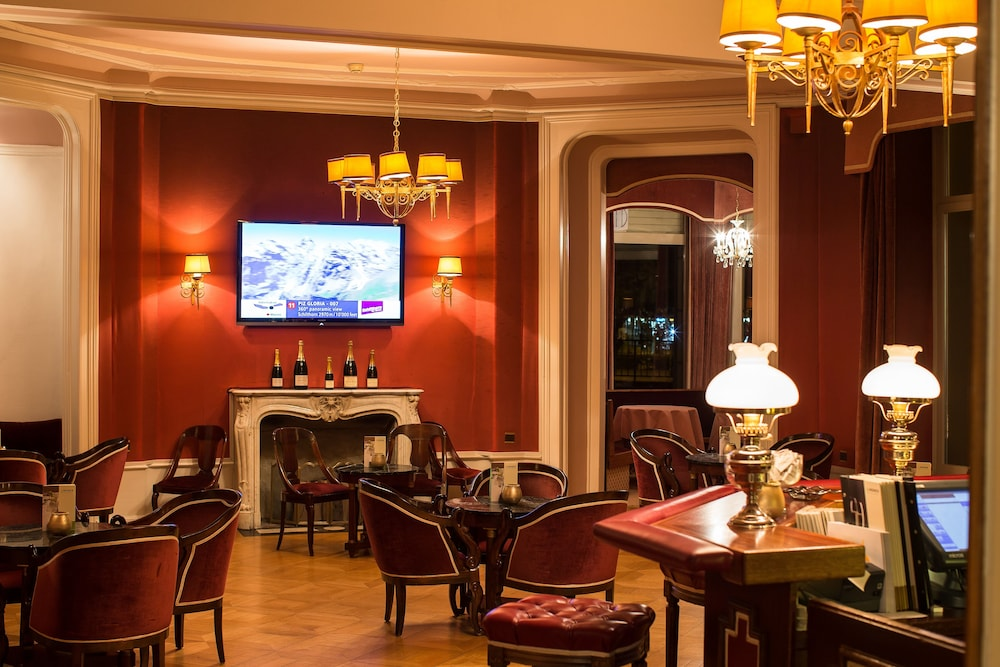 Bar, Lindner Grand Hotel Beau Rivage
