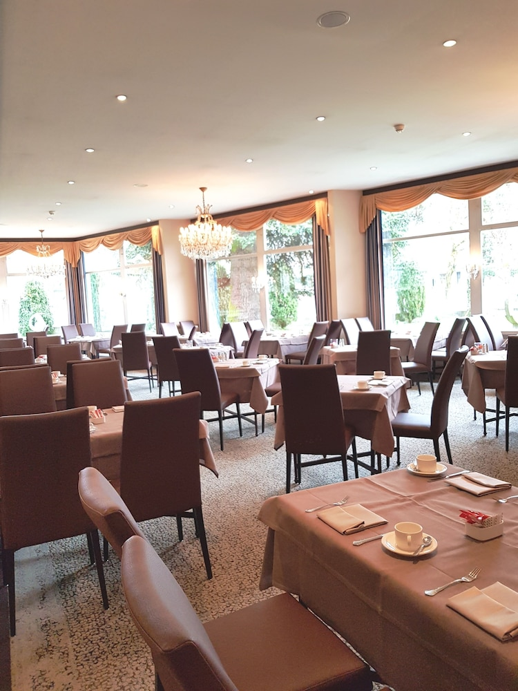 Restaurant, Lindner Grand Hotel Beau Rivage