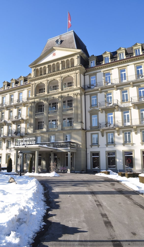 Front of Property, Lindner Grand Hotel Beau Rivage