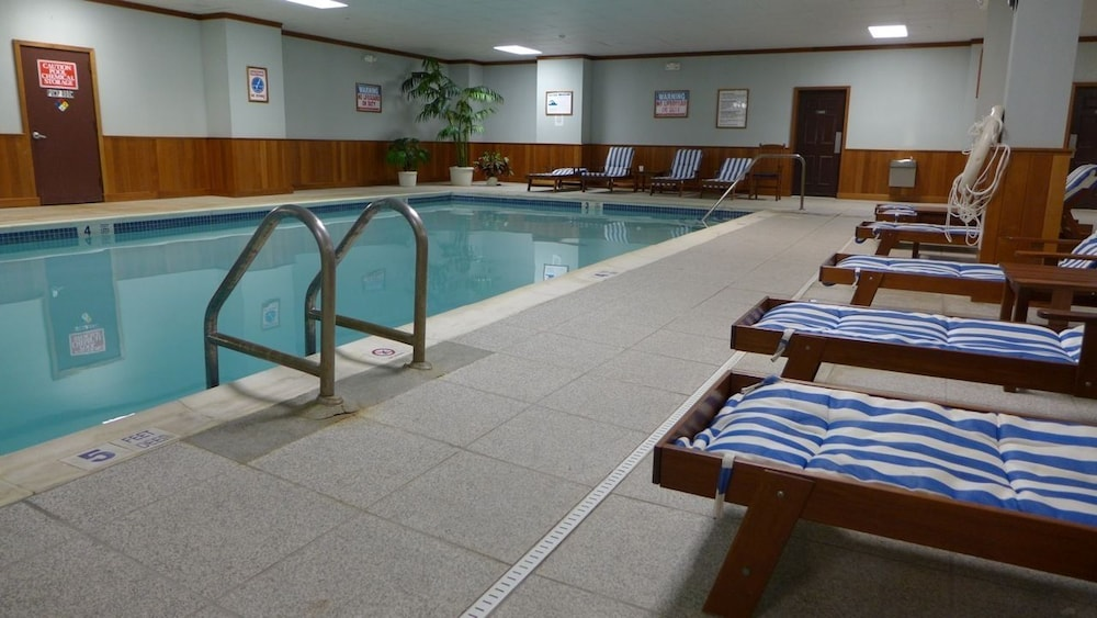 Indoor Pool, The Inn And Spa At East Wind