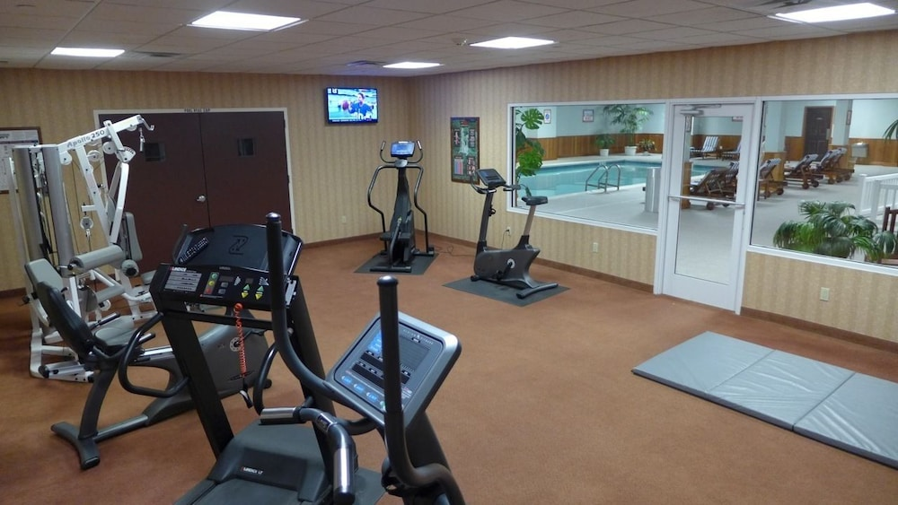 Fitness Facility, The Inn And Spa At East Wind