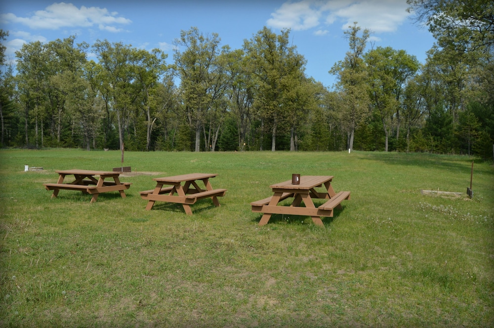 BBQ/Picnic Area, Adams Inn