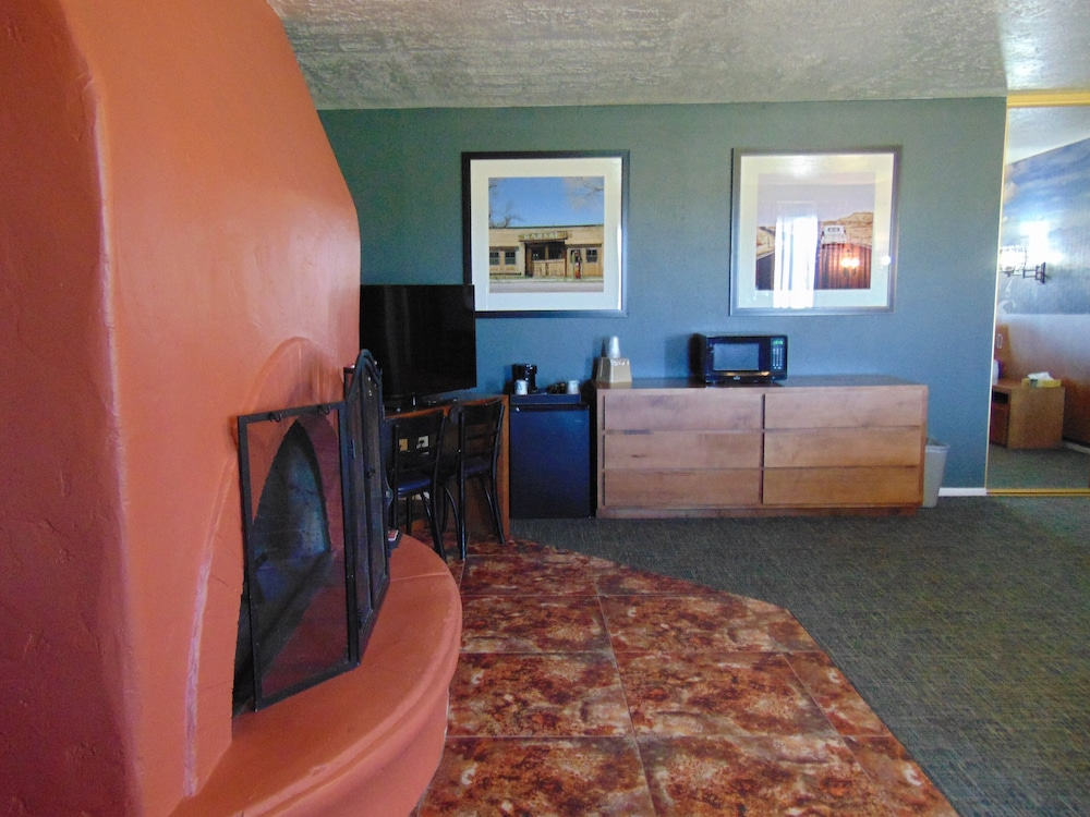 Living Area, Bryce Canyon Resort
