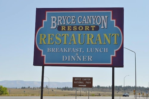 Exterior detail, Bryce Canyon Resort