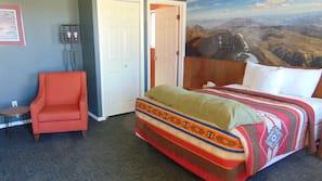 窗簾、熨斗/熨衫板、免費嬰兒床、摺床/加床 (收費)