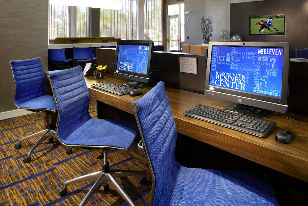 Business Center, Courtyard by Marriott Tampa Oldsmar