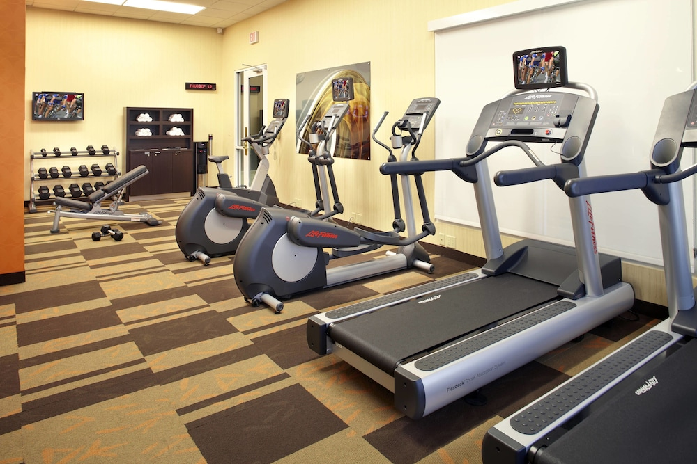 Fitness Facility, Courtyard by Marriott Tampa Oldsmar