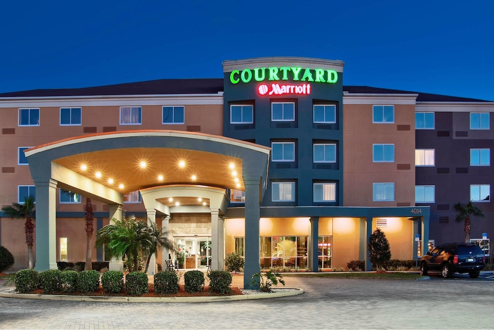 Exterior, Courtyard by Marriott Tampa Oldsmar