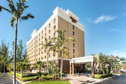 Hampton Inn by Hilton Hallandale Beach Aventura