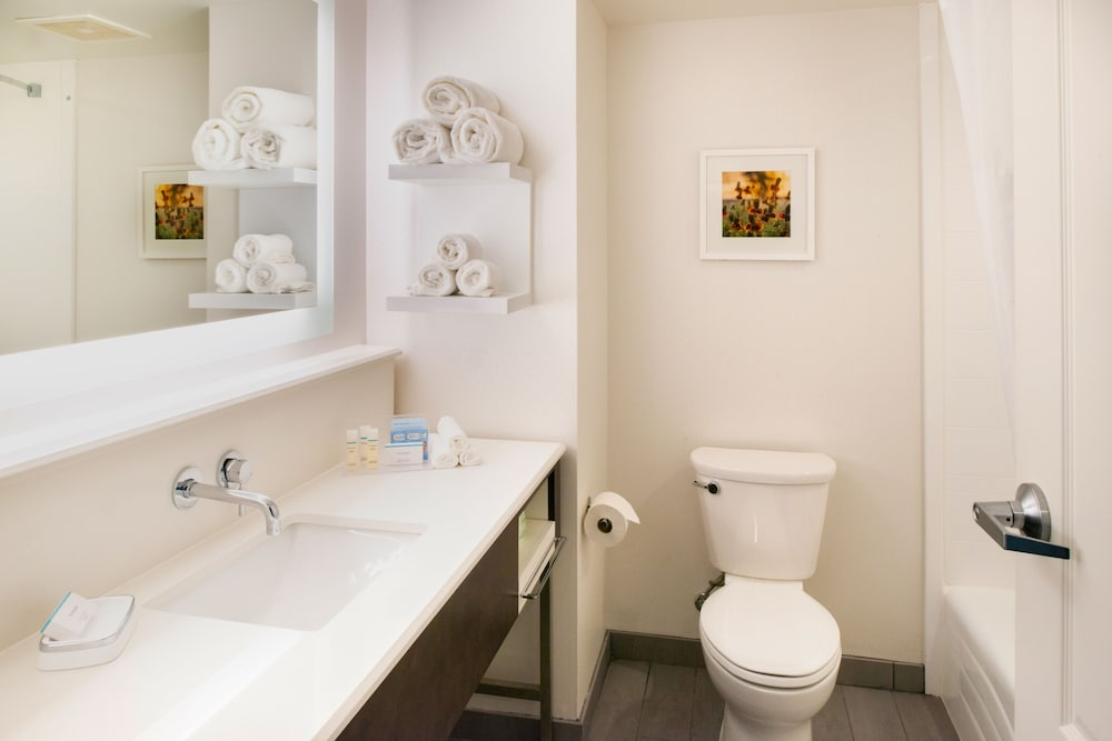 Bathroom, Hampton Inn & Suites Legacy Park-Frisco