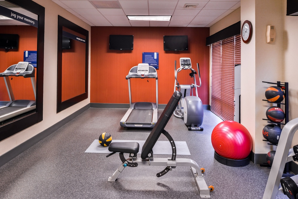 Fitness Facility, Hampton Inn & Suites Legacy Park-Frisco