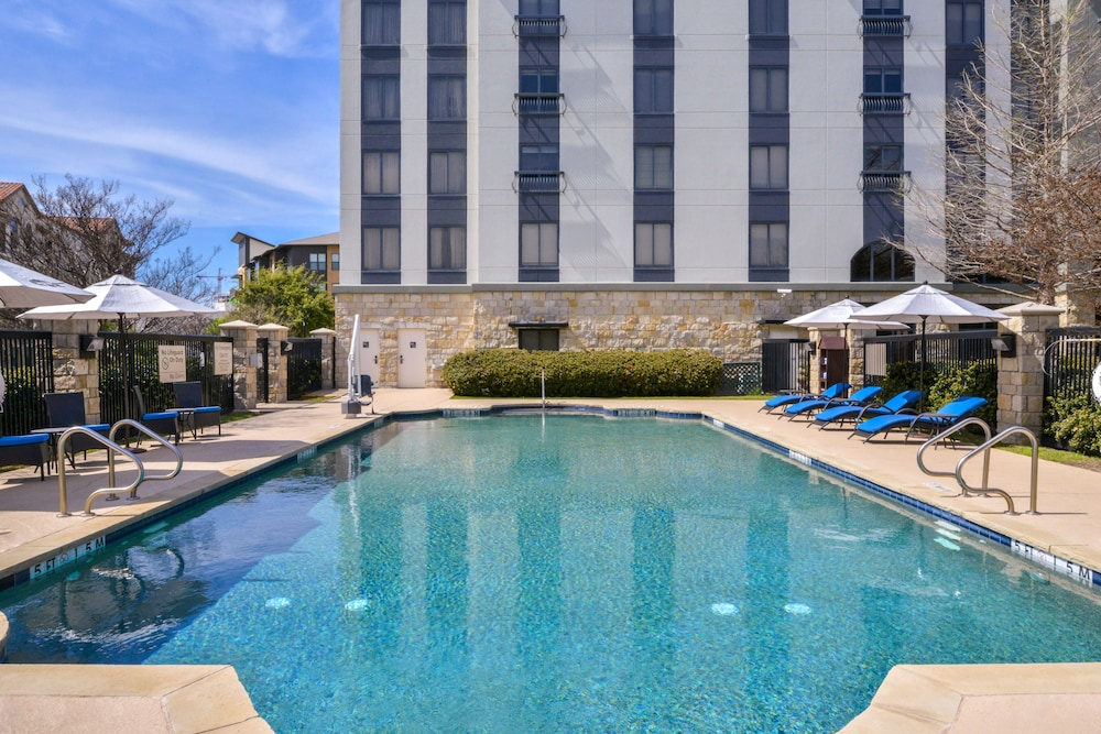 Pool, Hampton Inn & Suites Legacy Park-Frisco