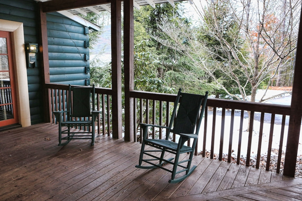 Porch, Brasstown Valley Resort & Spa