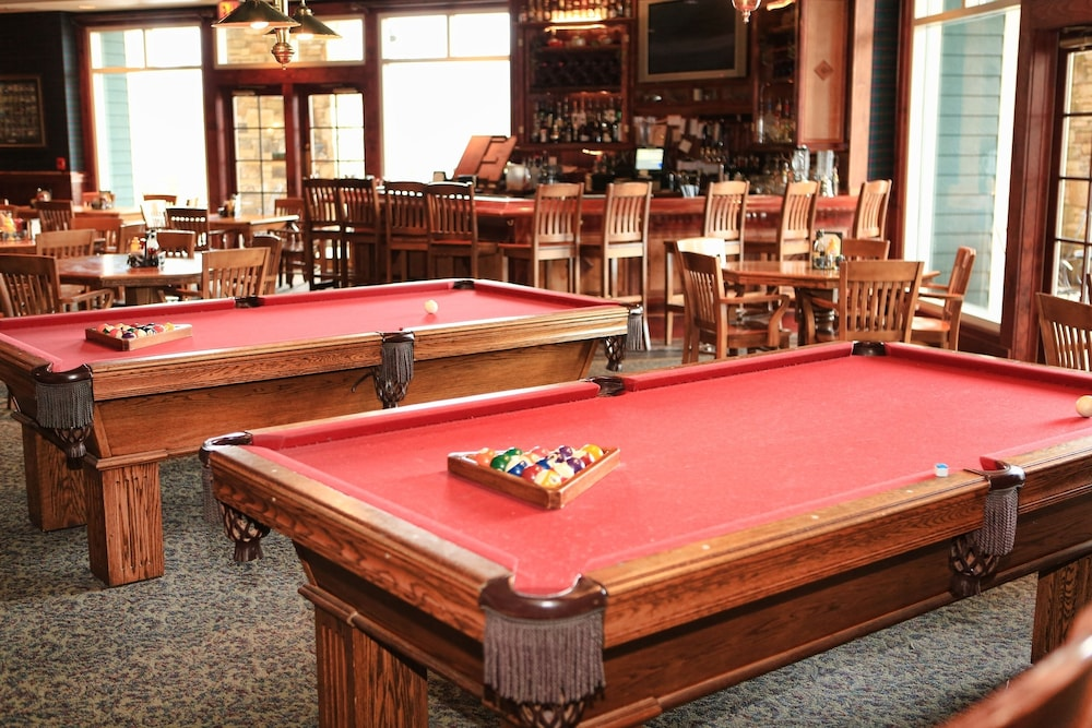 Billiards, Brasstown Valley Resort & Spa