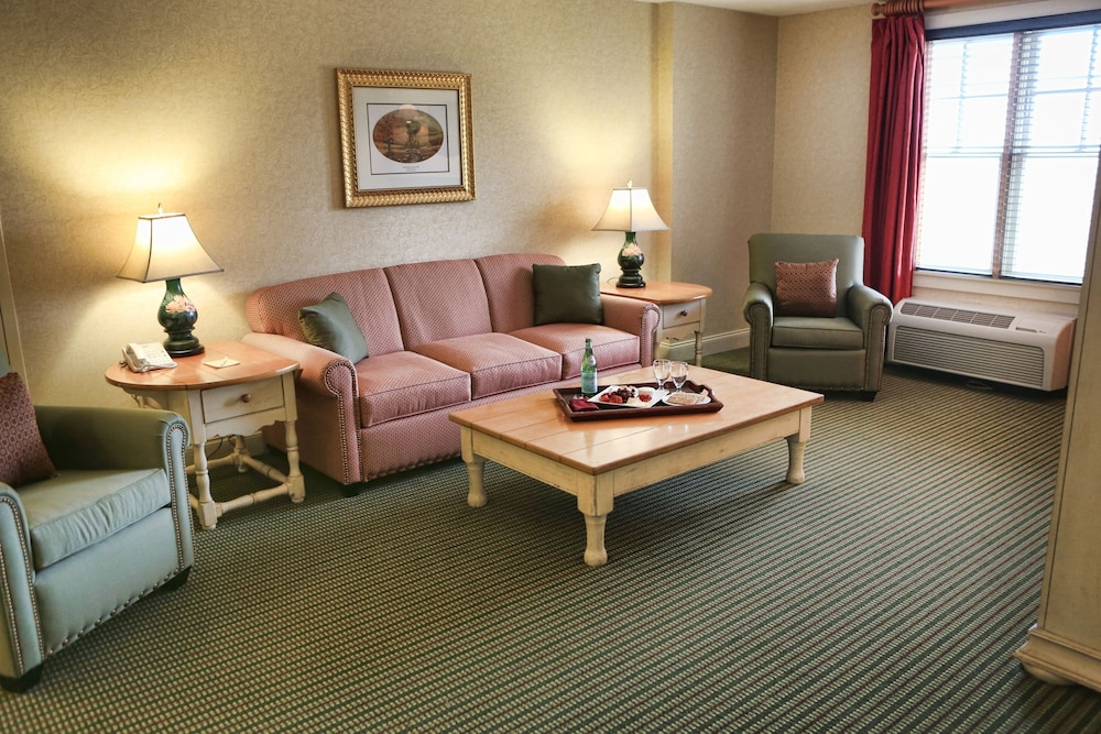 Living Area, Brasstown Valley Resort & Spa