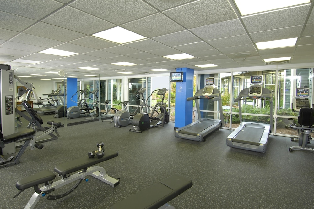 Fitness Facility, Brasstown Valley Resort & Spa
