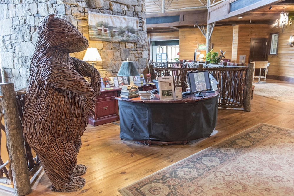 Concierge Desk, Brasstown Valley Resort & Spa