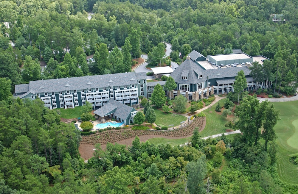 Aerial View, Brasstown Valley Resort & Spa