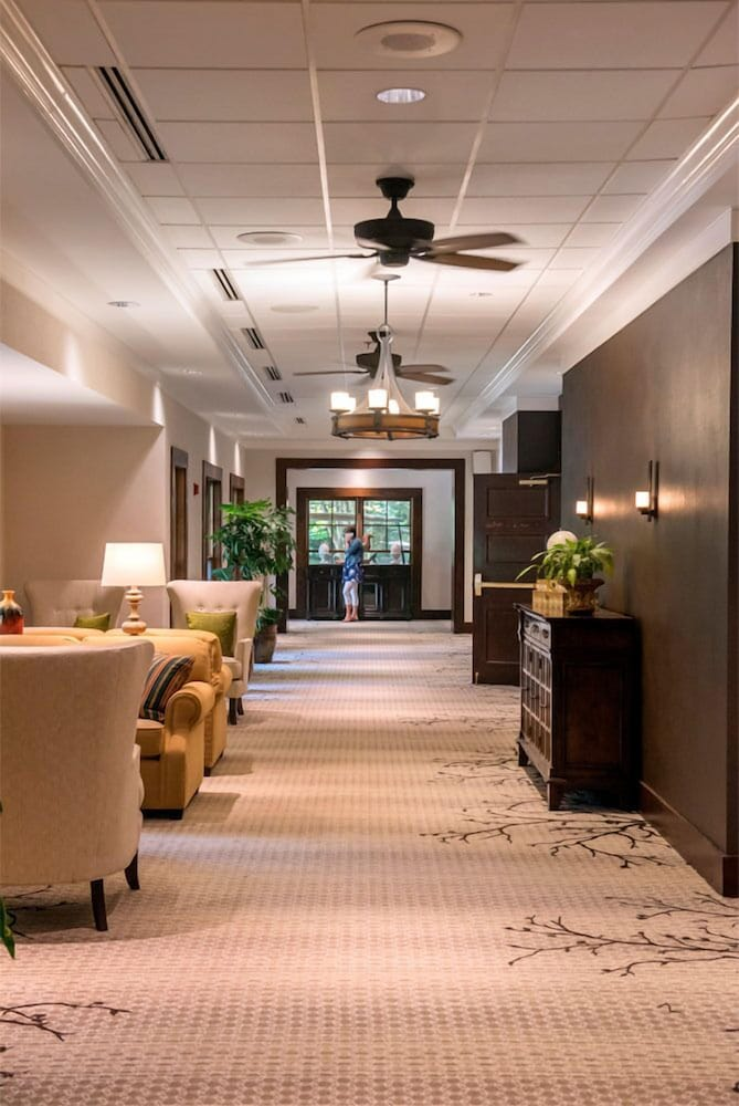 Hallway, Brasstown Valley Resort & Spa