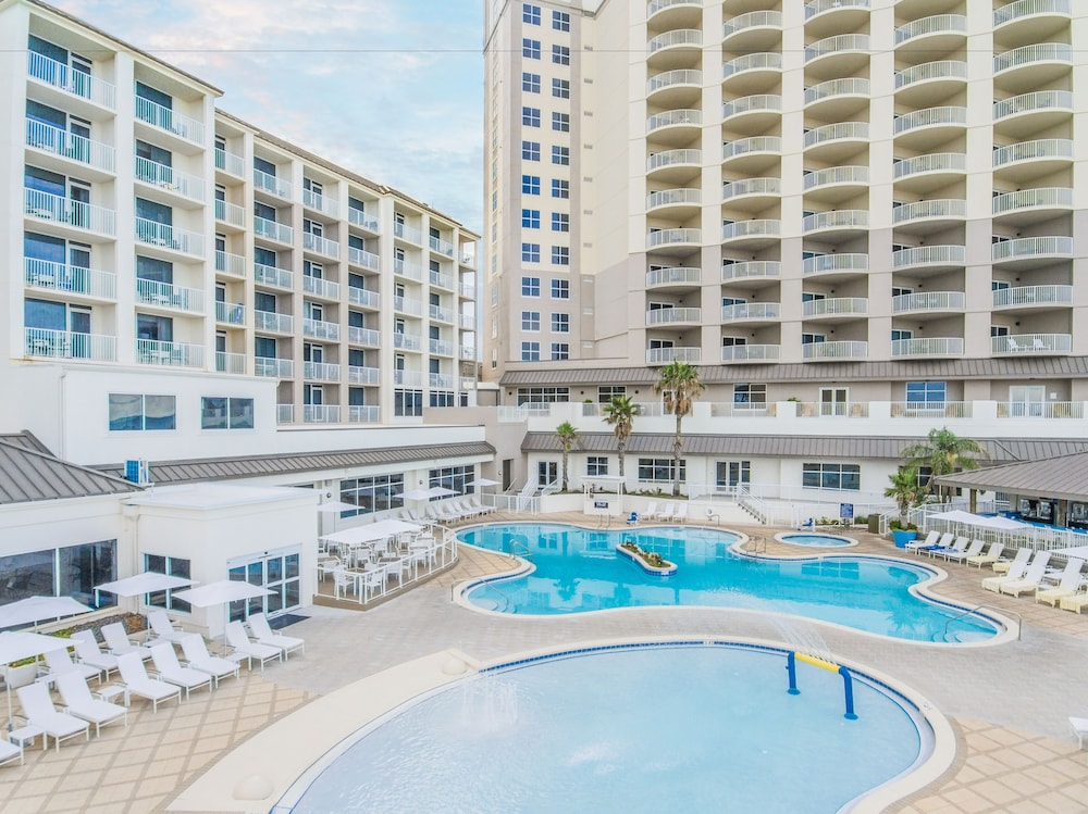 Outdoor Pool, Hilton Pensacola Beach