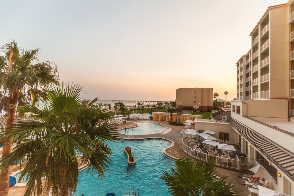 Pool, Hilton Pensacola Beach