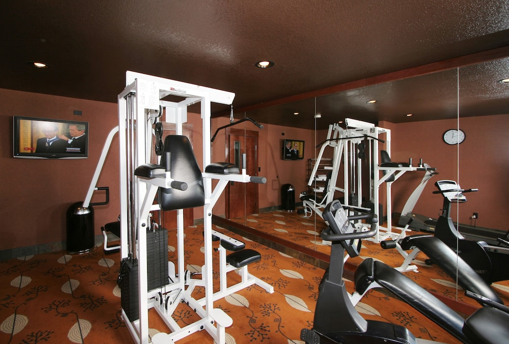 Fitness Facility, Best Western Astoria Bayfront Hotel