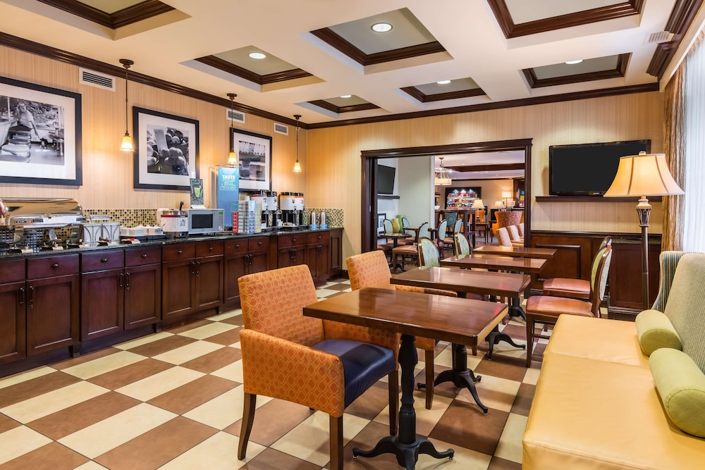 Breakfast Area, Hampton Inn Buffalo-Williamsville