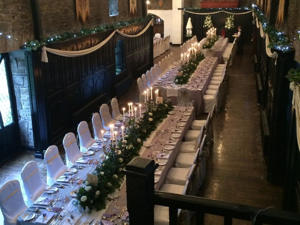 Banquet Hall, Kinnitty Castle Hotel