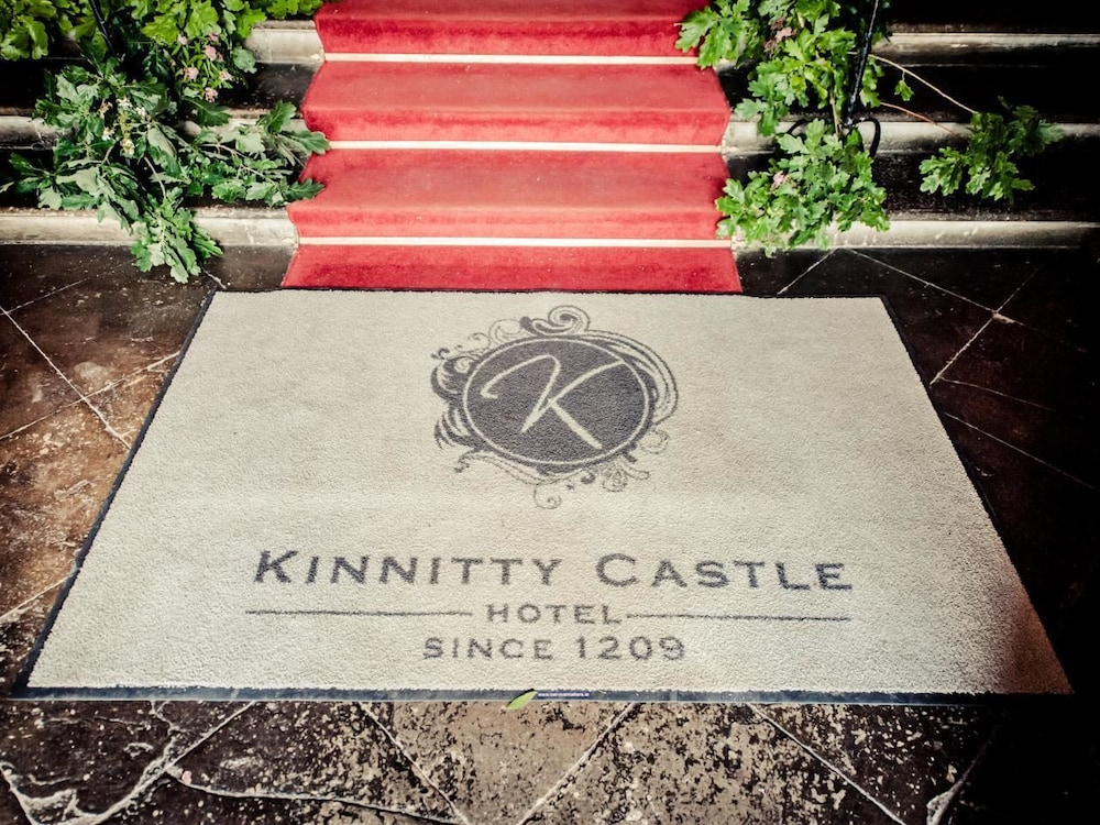 Exterior detail, Kinnitty Castle Hotel