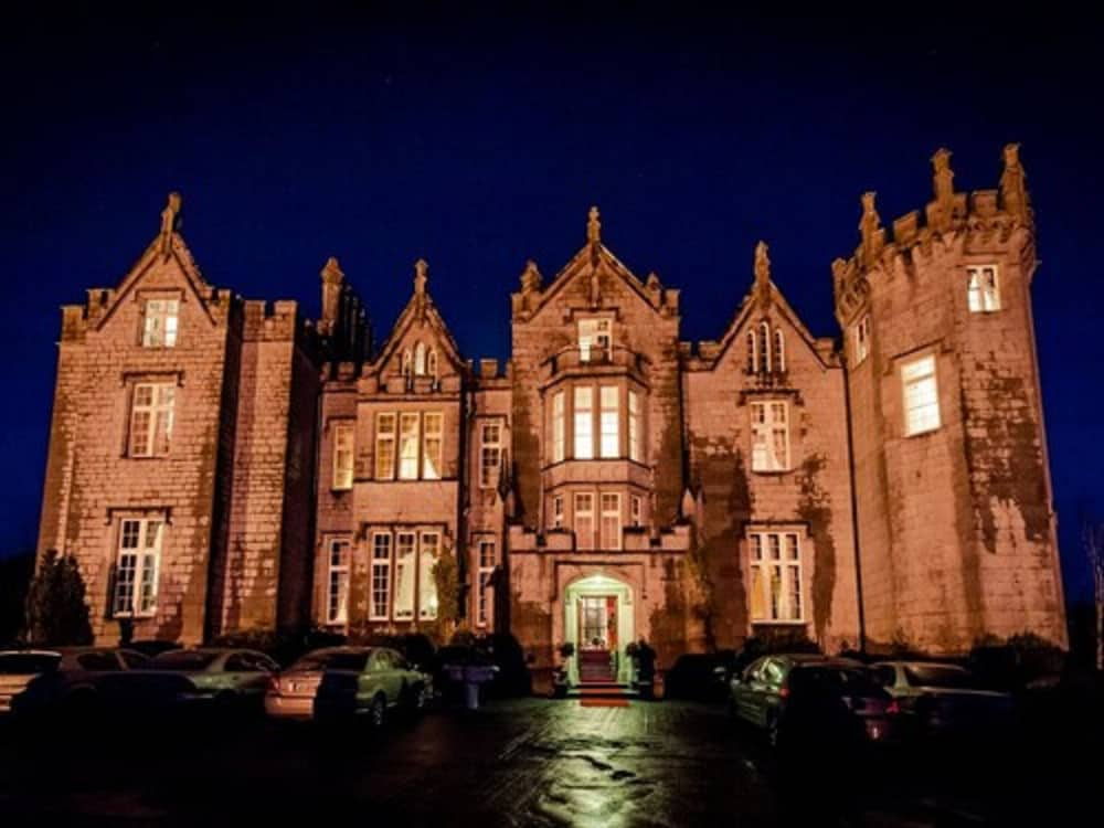 Front of Property - Evening/Night, Kinnitty Castle Hotel
