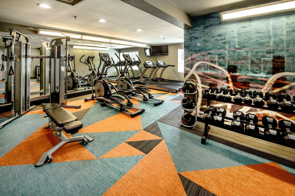 Fitness Facility, Best Western Plus Duluth / Sugarloaf