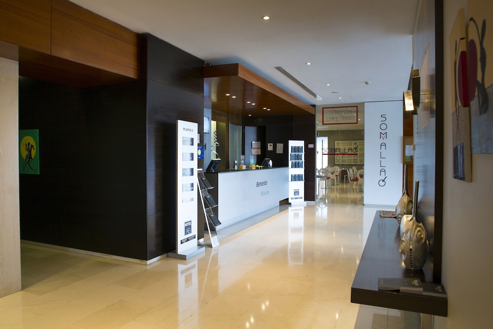 Hotel Sercotel Ab Rivas Faciliteiten En Beoordelingen 2019 Expedianl