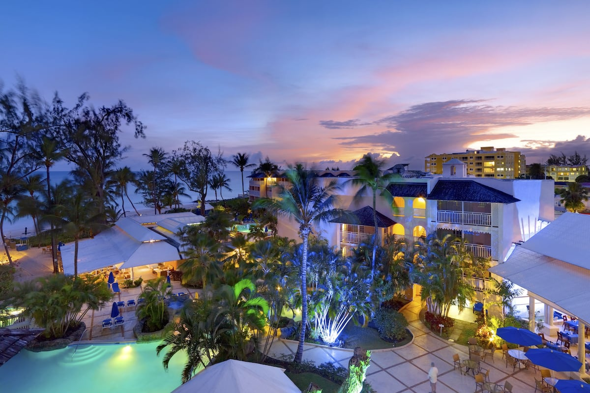 Turtle Beach by Elegant Hotels - Dover, Barbados