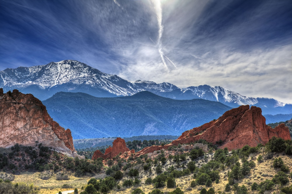 Mountain View, Garden of the Gods Resort and Club