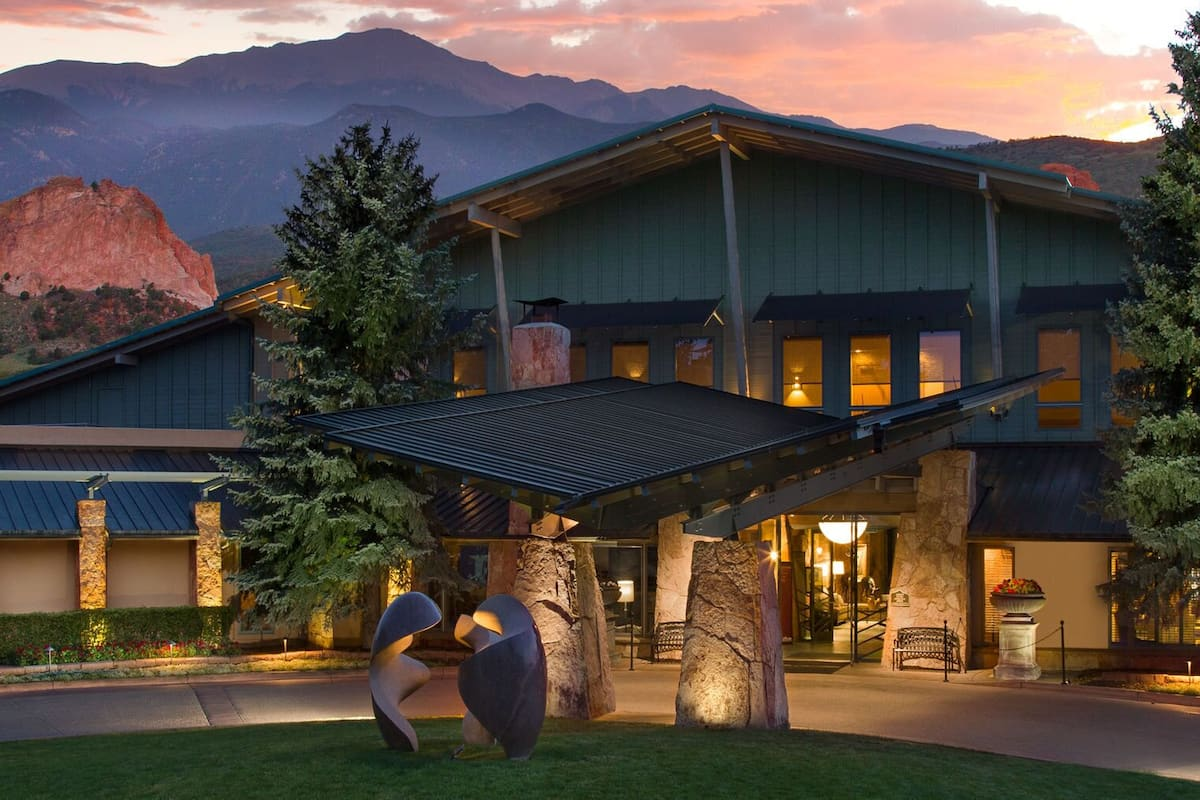 Garden Of The Gods Resort And Club In Colorado Springs Co Expedia