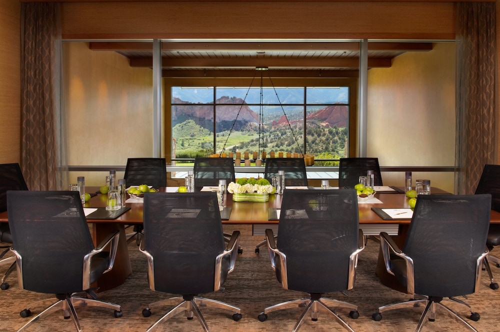 Meeting Facility, Garden of the Gods Resort and Club