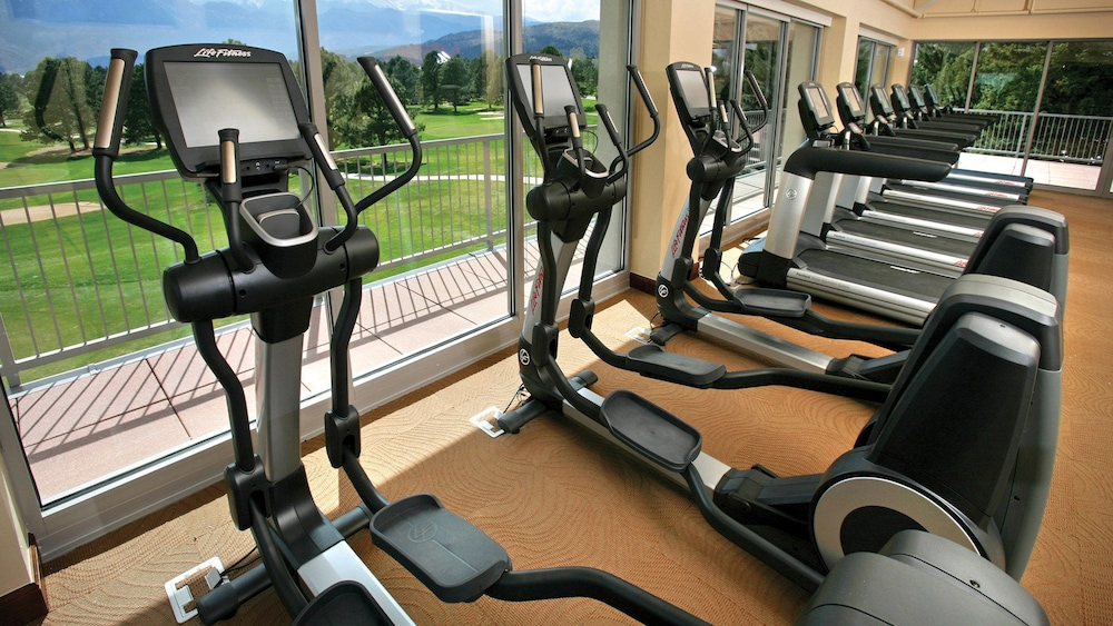 Fitness Facility, Garden of the Gods Resort and Club